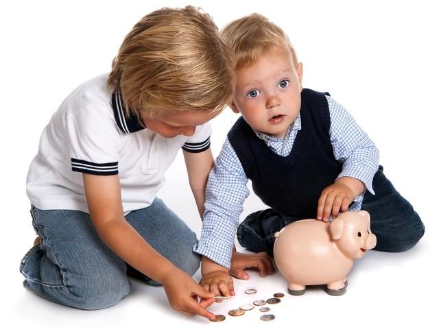 Минимальный размер алиментов на двух детей