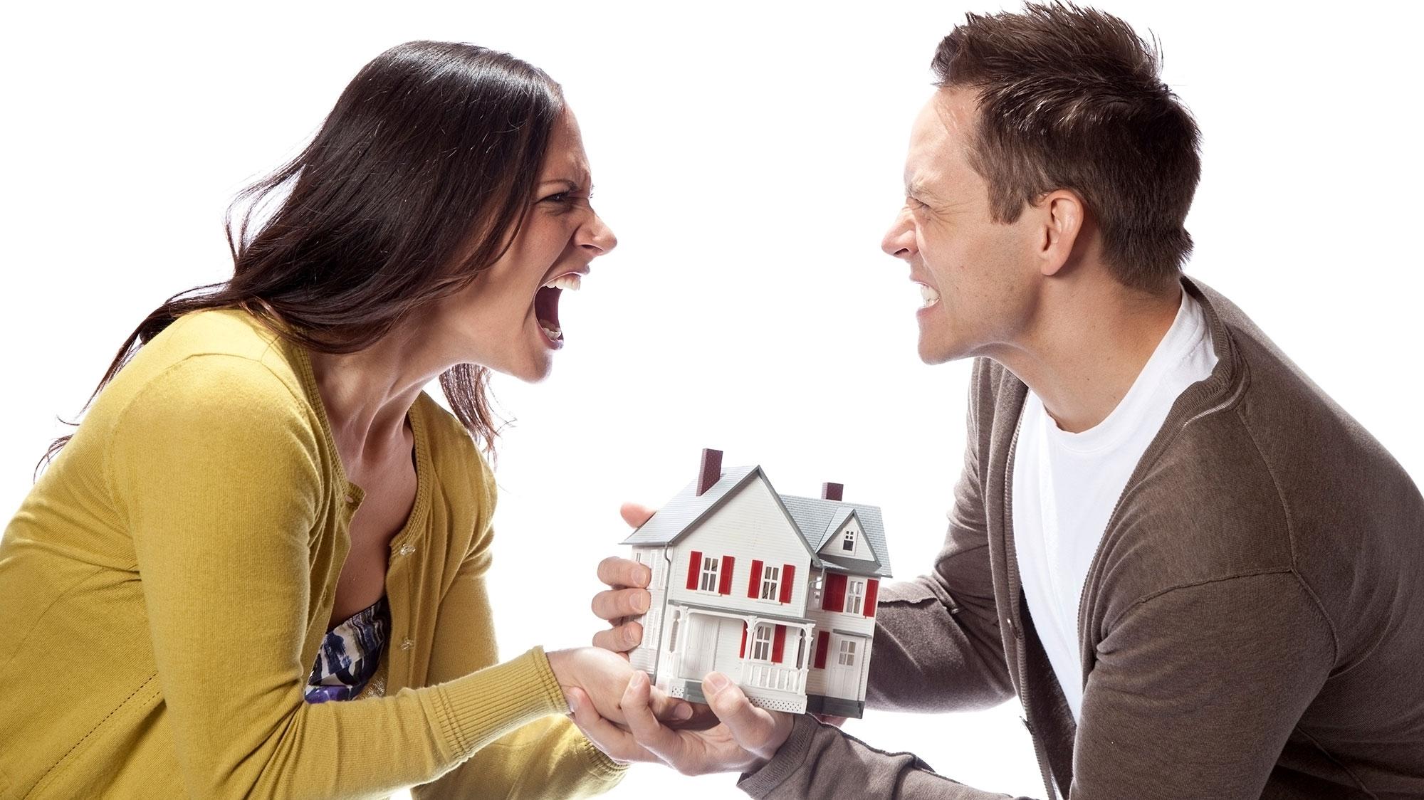 При разводе будут делить не только имущество, но и долги #Коломна