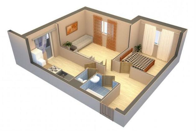 Как узаконить перепланировку квартиры самостоятельно еще не сделанную или самовольную