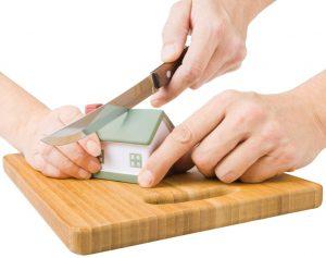 Как разделить потребительский кредит при разводе